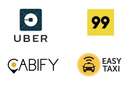Rastreador para motorista de aplicativo de transporte e comida