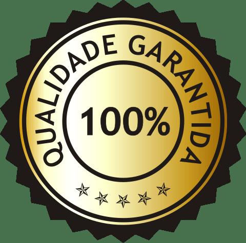 Selo de qualidade 100% garantida no rastreamento veicular