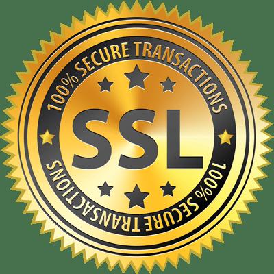 Selo de site seguro com SSL no rastreamento veicular